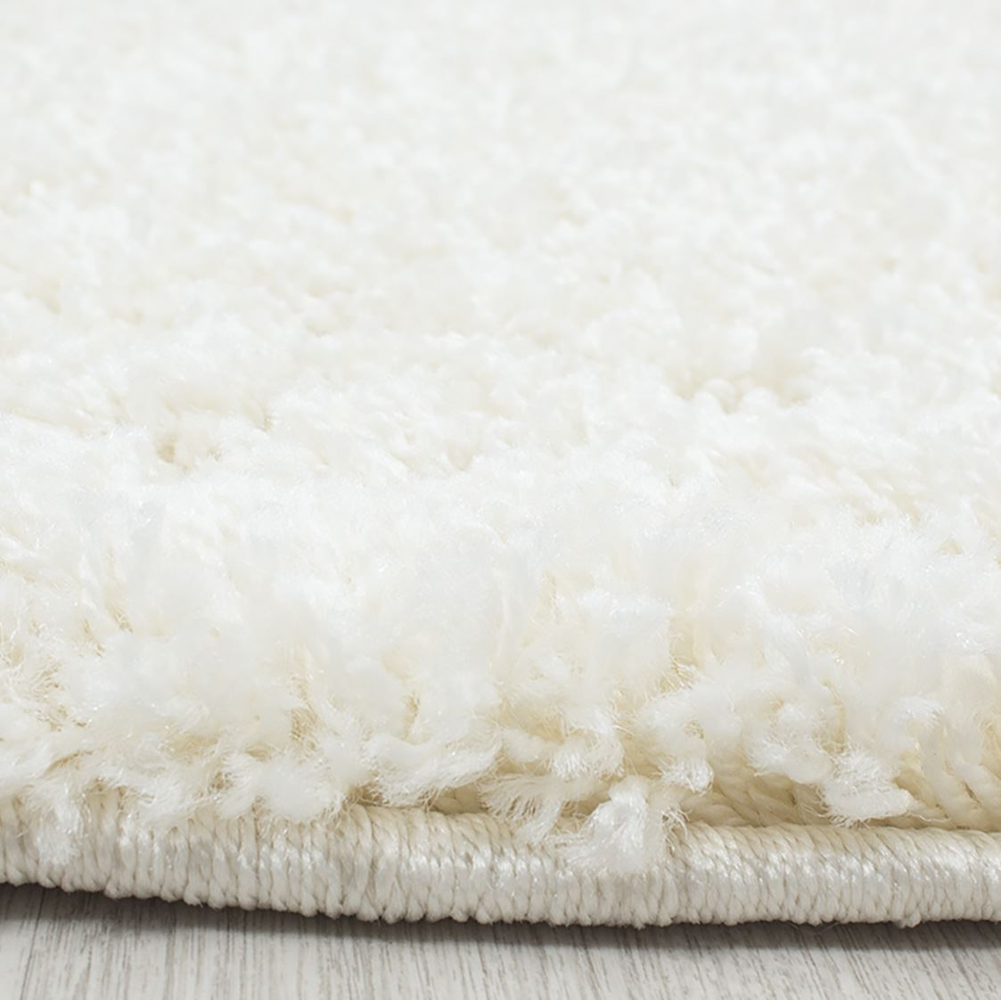 5cm thick soft touch shaggy shag pile rugs round runner for Thick area rugs sale