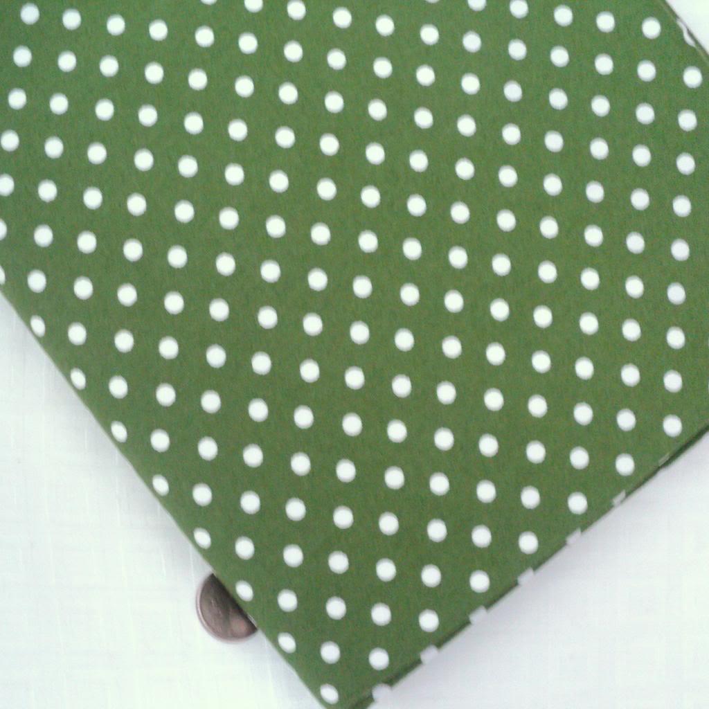 Mod - tessuto 100% cotone a pallini,4mm,pois,poplin,cerchietti retrò patchwork