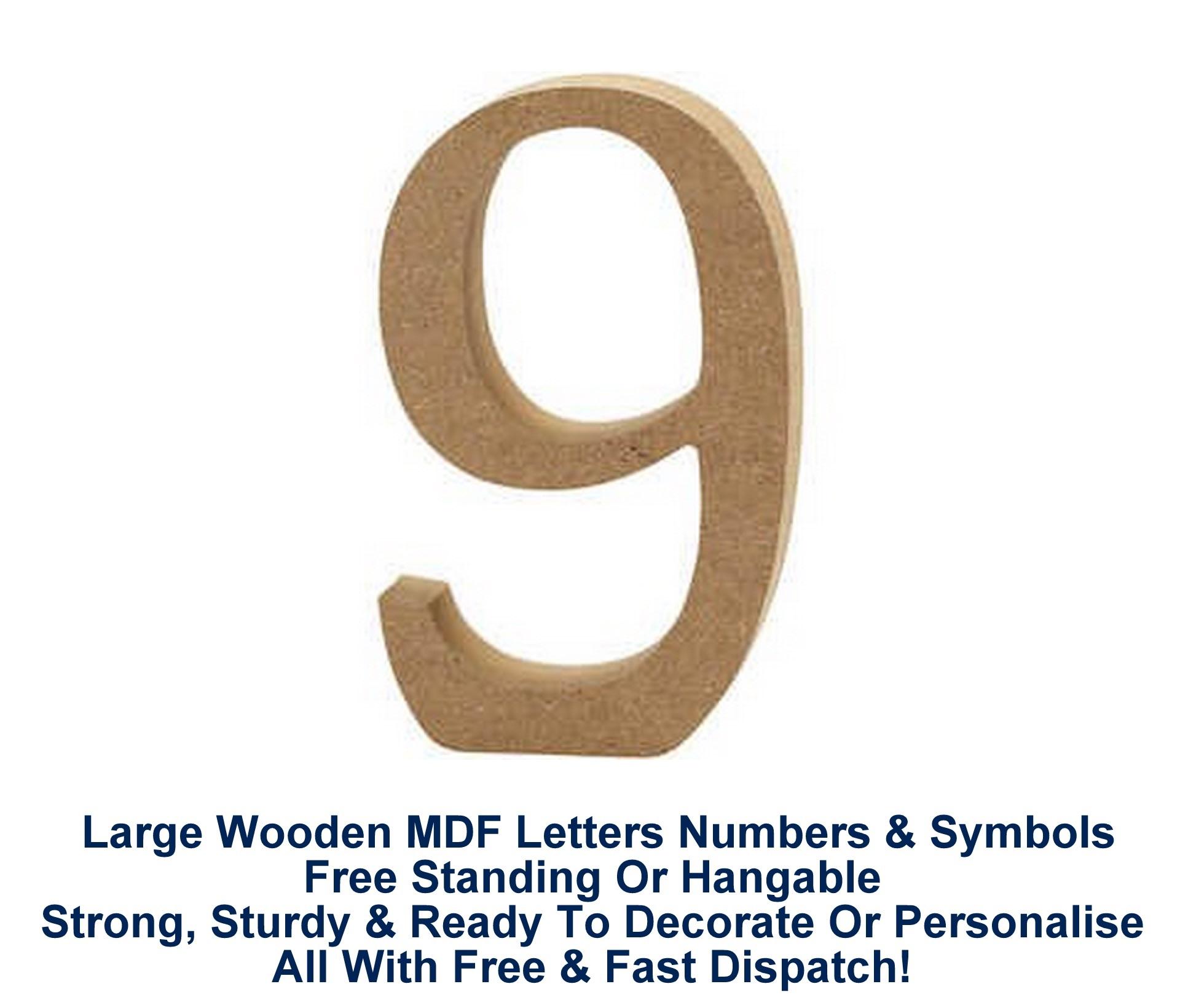 Autonomo da parete mdf in legno alfabeto a z lettere for Simboli arredamento