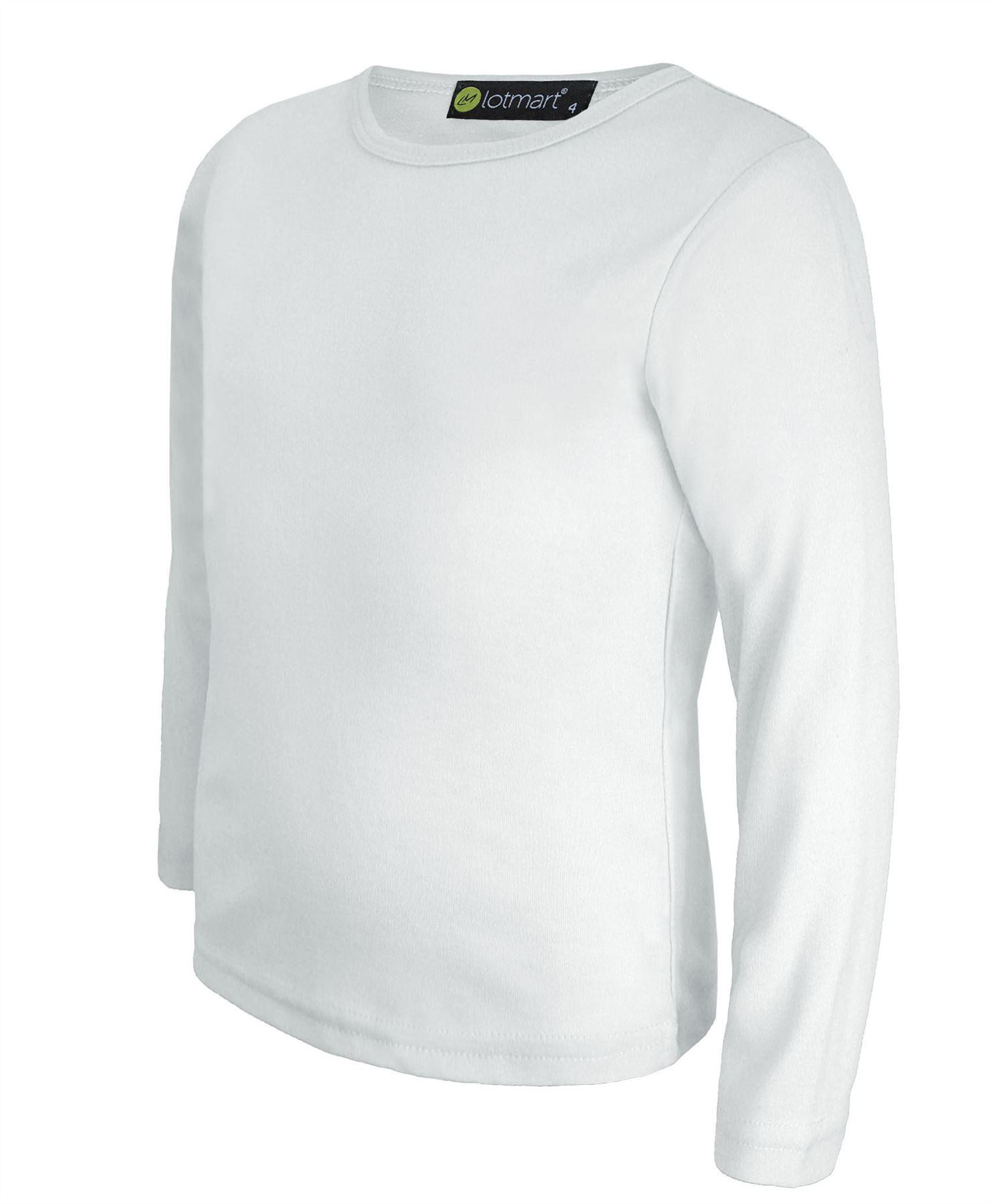 b18d6a83c38dd Toddlers Plain White T Shirts   Azərbaycan Dillər Universiteti