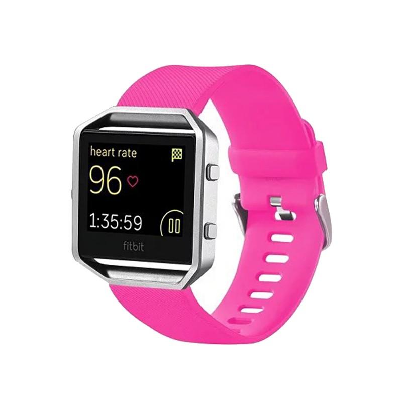 de-alta-calidad-plastico-Reloj-Silicon-Pulsera-Para-Fitbit-Blaze-Watch