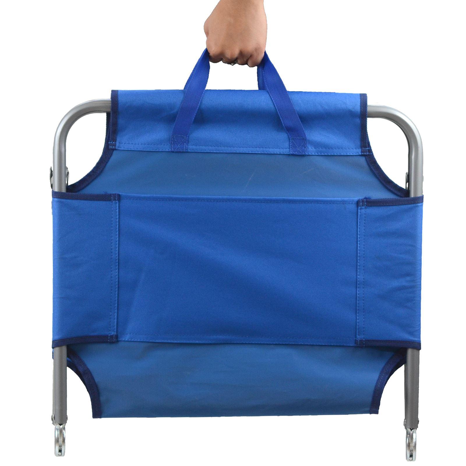 Folding Sun Camping Beach Chair Lounger Bed Foldable Lightweight Seat Garden