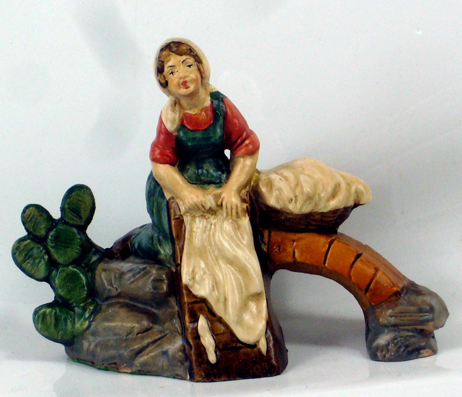 Nacimiento figuras del bel n partes adicionales para 10 cm for Amazon figuras belen