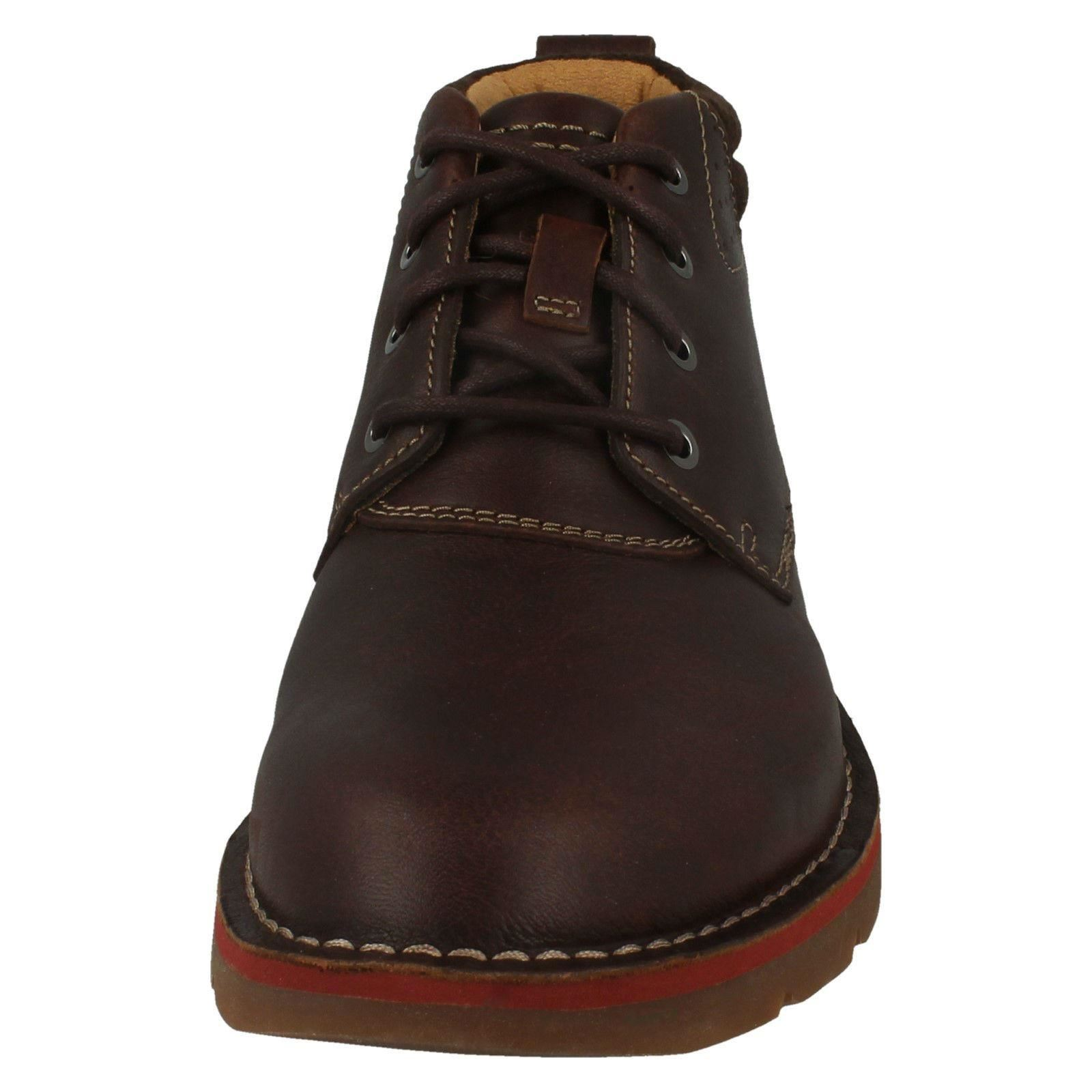 Mens-Clarks-Warm-Lined-Casual-Boots-039-Varick-Heal-039 thumbnail 10