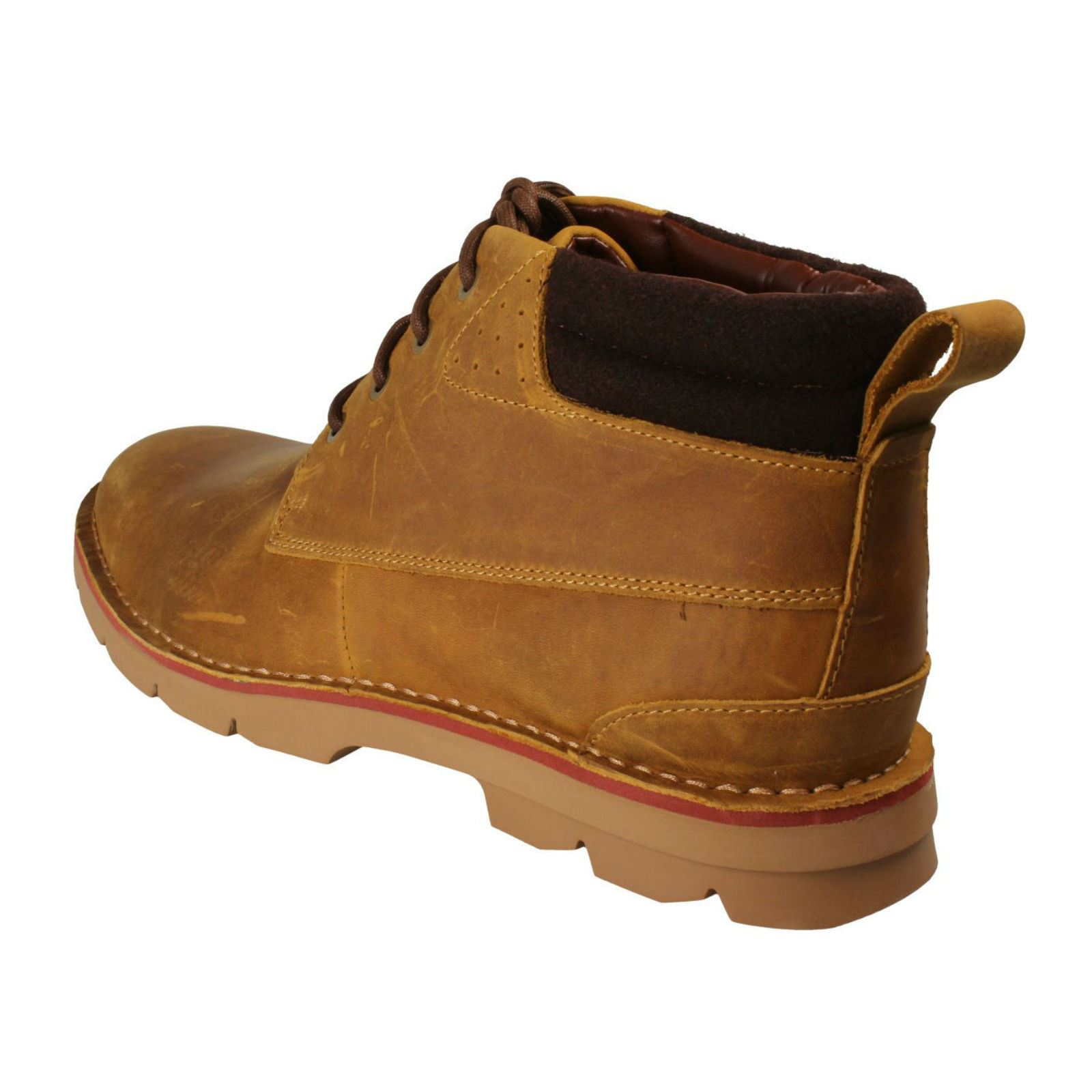 Mens-Clarks-Warm-Lined-Casual-Boots-039-Varick-Heal-039 thumbnail 13