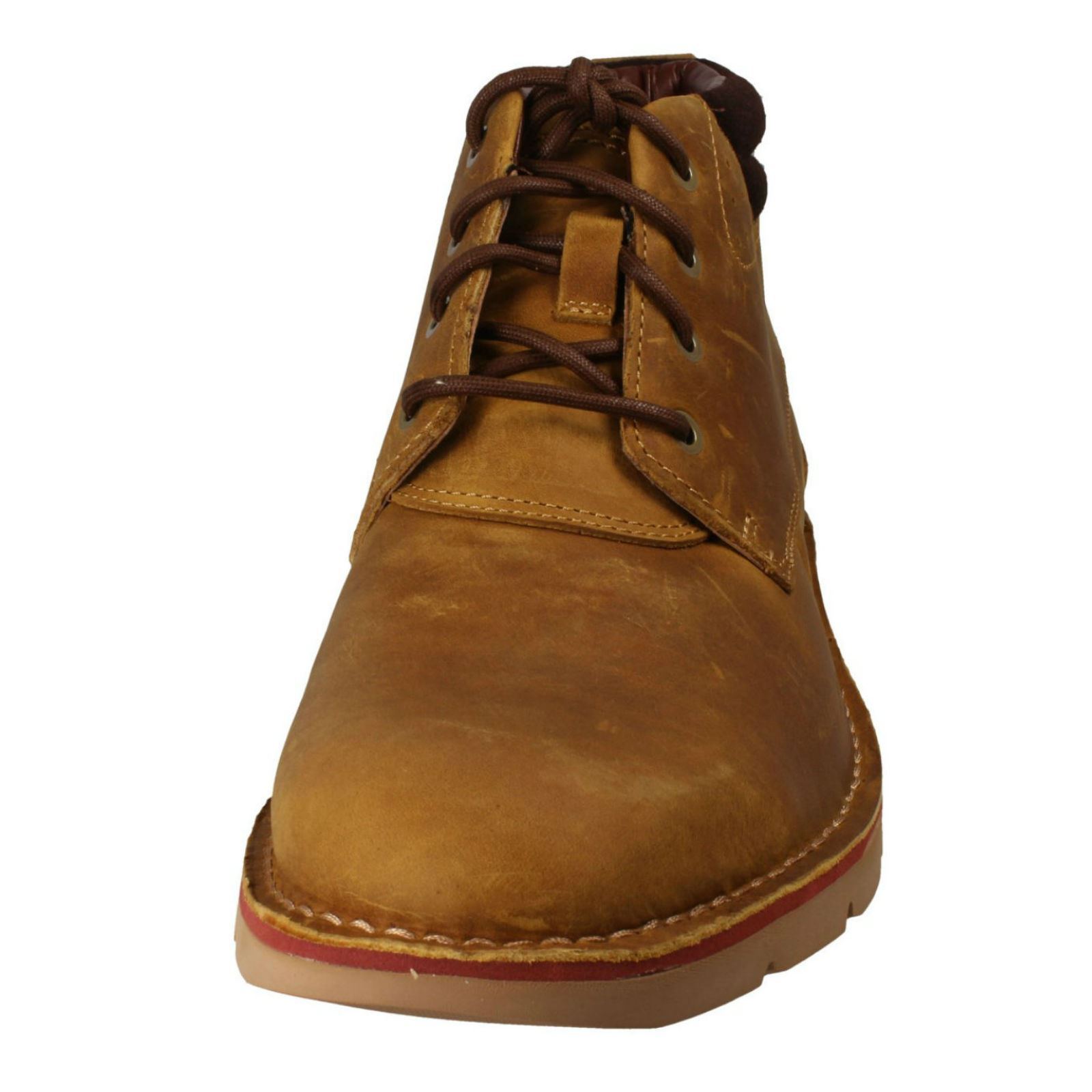Mens-Clarks-Warm-Lined-Casual-Boots-039-Varick-Heal-039 thumbnail 18