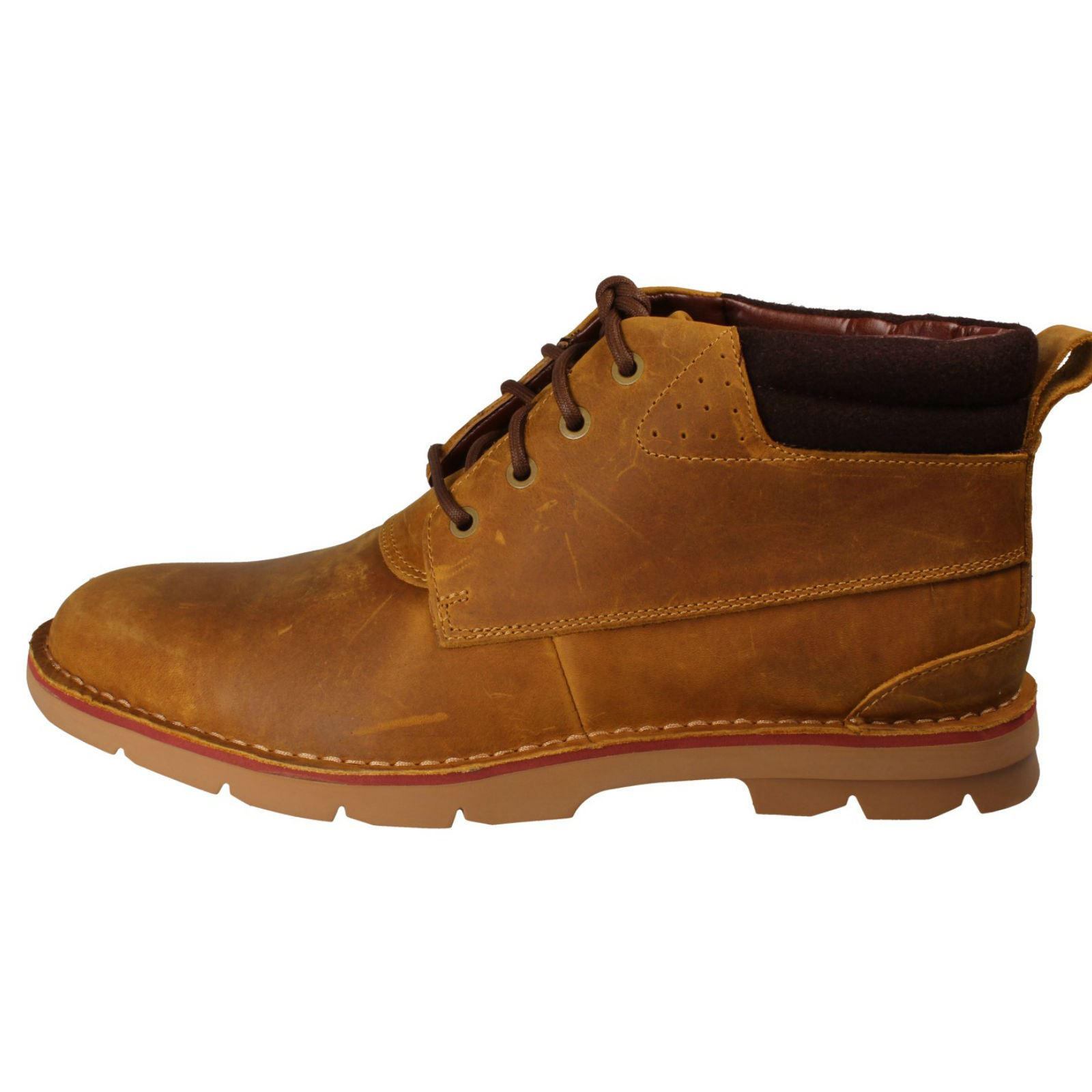 Mens-Clarks-Warm-Lined-Casual-Boots-039-Varick-Heal-039 thumbnail 19
