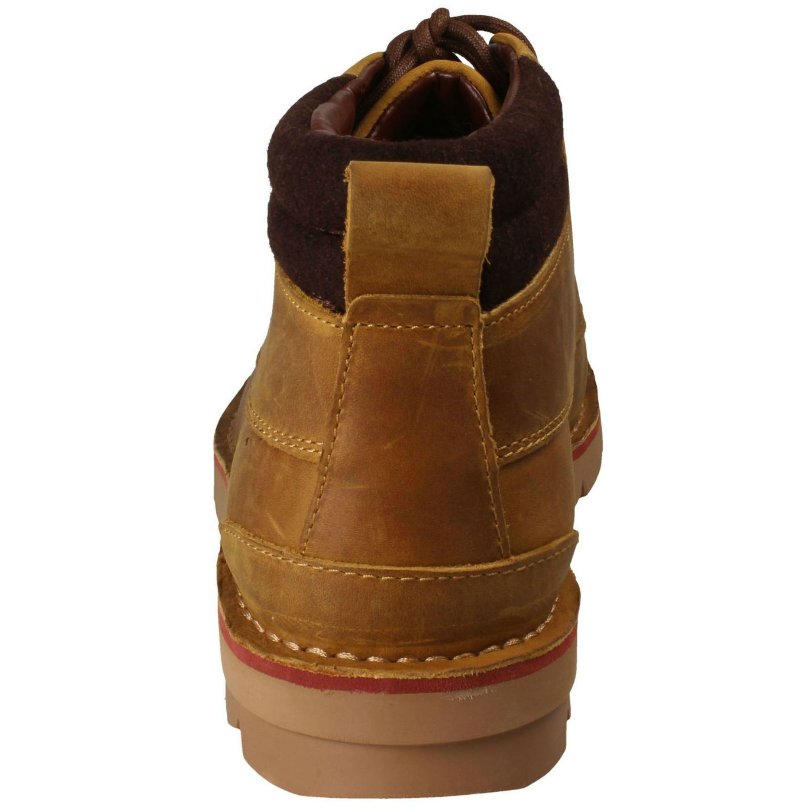 Mens-Clarks-Warm-Lined-Casual-Boots-039-Varick-Heal-039 thumbnail 12