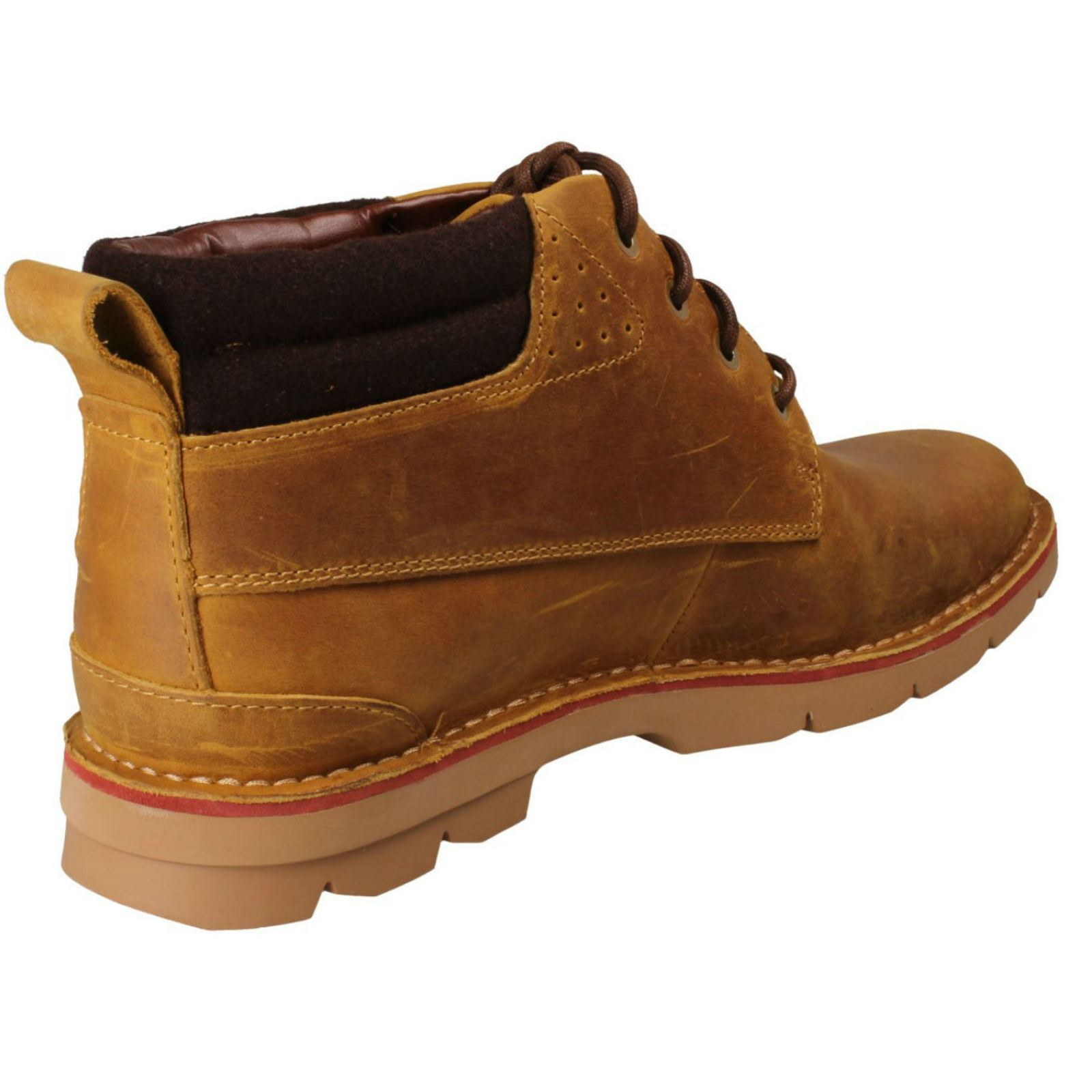 Mens-Clarks-Warm-Lined-Casual-Boots-039-Varick-Heal-039 thumbnail 15