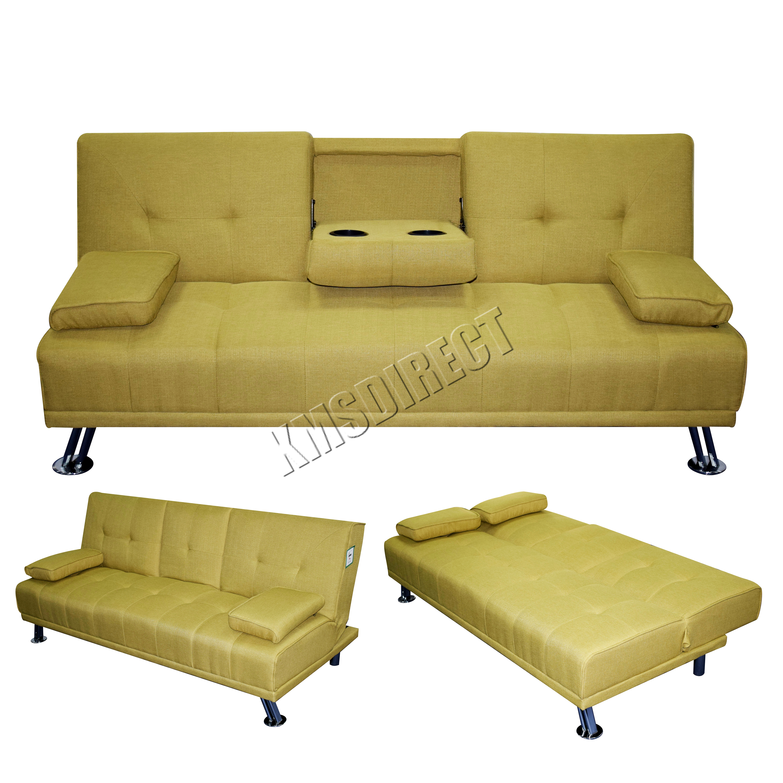 Westwood tessuto manhattan divano letto reclinabile a 3 - Divano letto manhattan ...