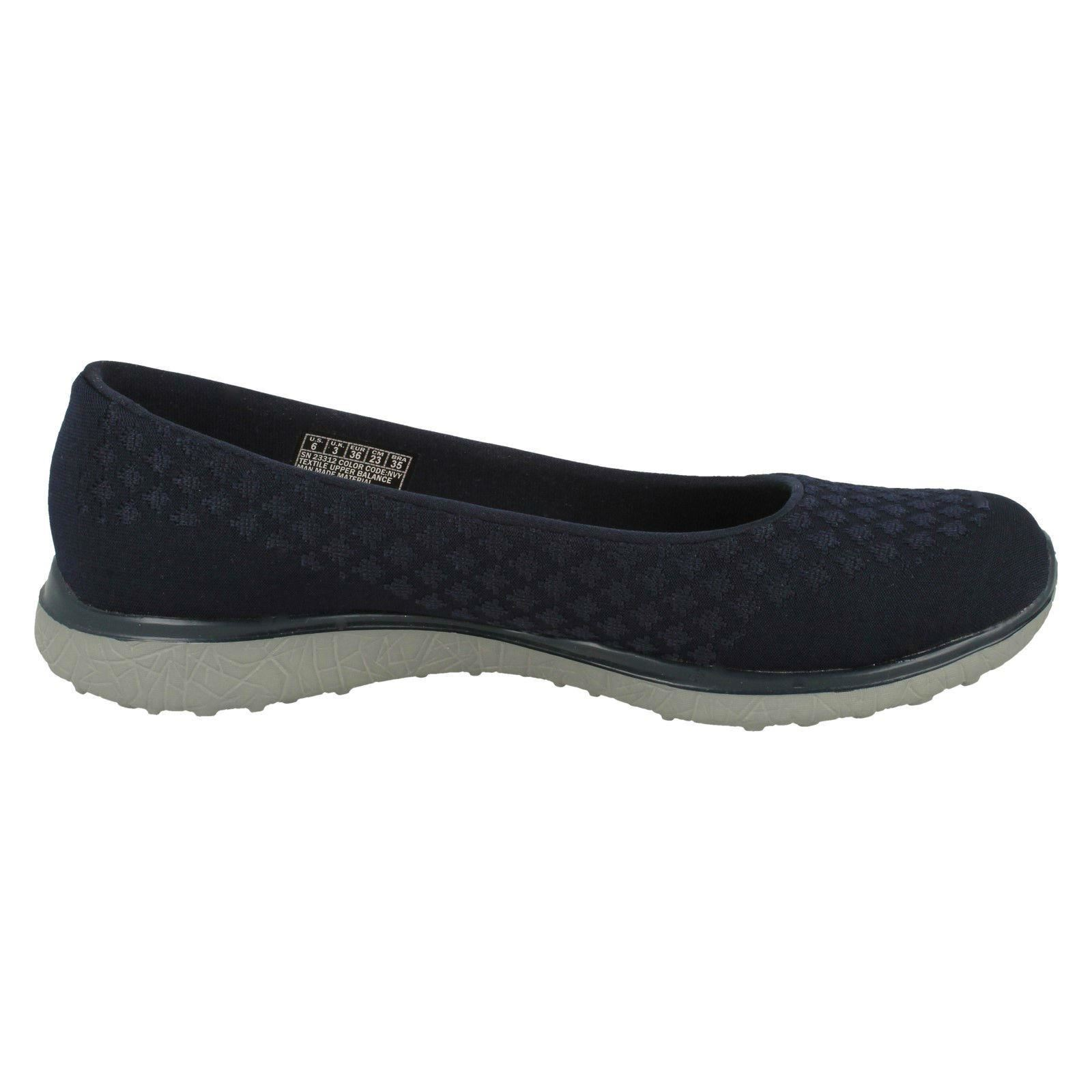skechers memory foam ladies footwear