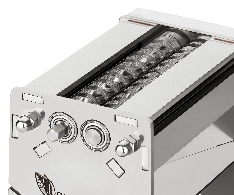 Tabakschneider-E-Pieces-TC100-Demarrage-Tabakschneidemaschine-Tabakblatter miniatuur 9
