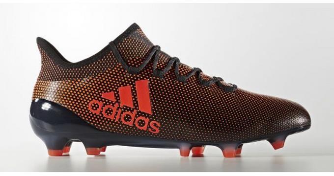 info for 5ae6d f7f53 ... Adidas X X X 17.1 Hombre Fg Fútbol Tacos Zapatos de Fútbol Negro-Solar  Naranja 1801 b2e1f7