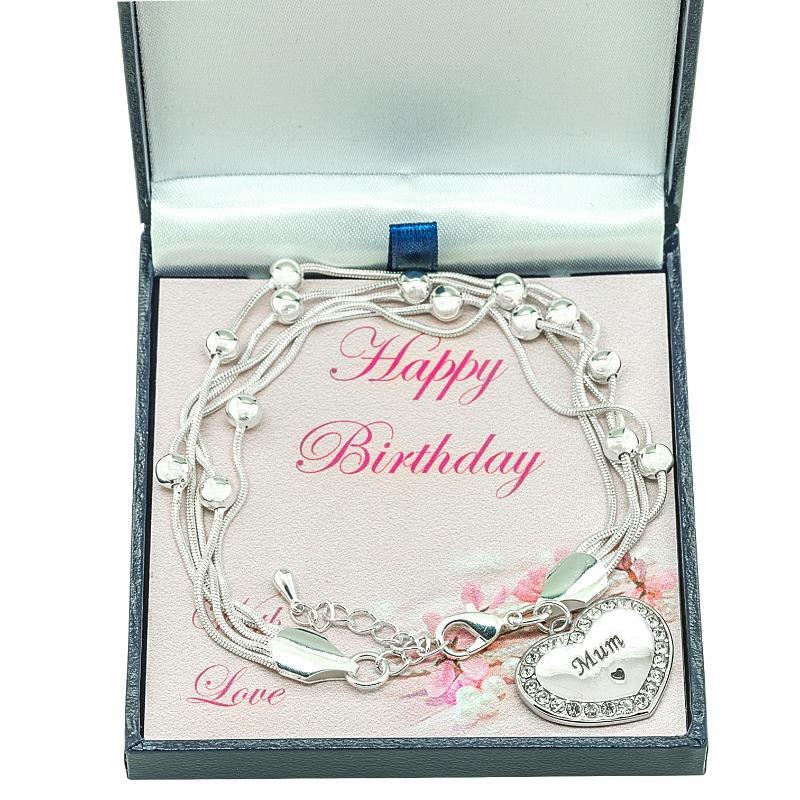 Geburtstagsgeschenk Schmuck, Armband für Sister, Mutter, Tante ...