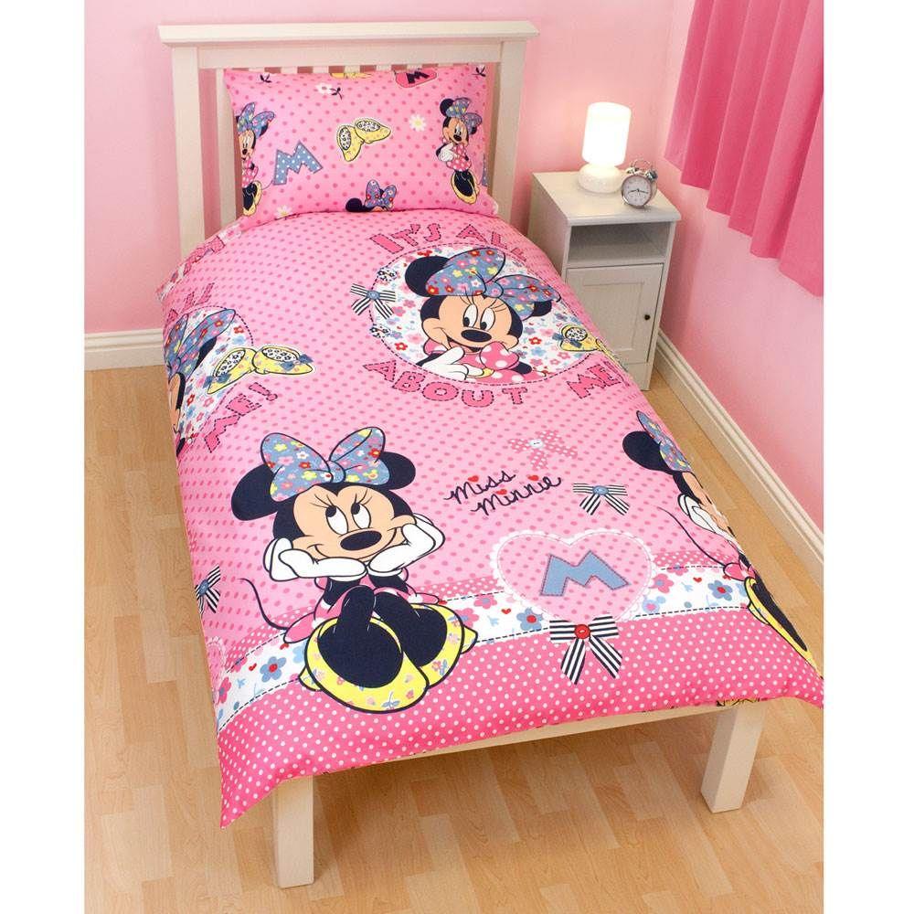 kids disney and character single duvet covers – children's bedding