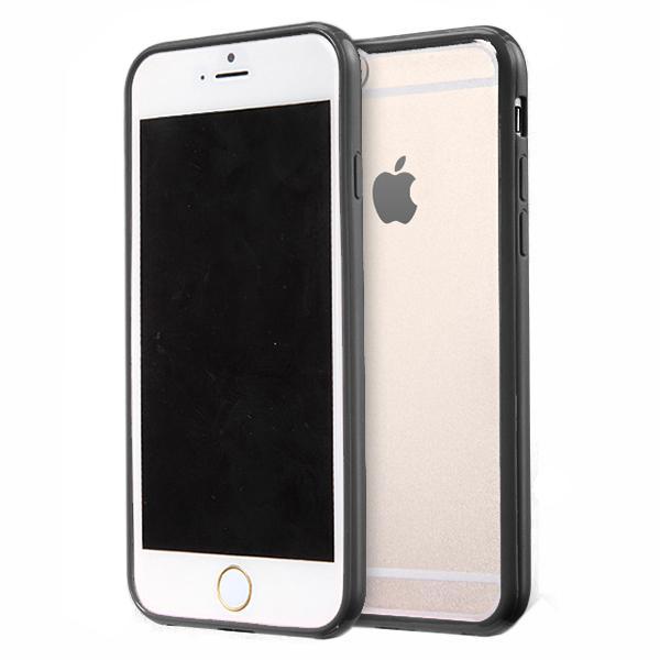 OPACO-Pc-con-TPU-Silicone-Bordo-Paraurti-Custodia-Cover-per-Iphone-6-6S-4-7