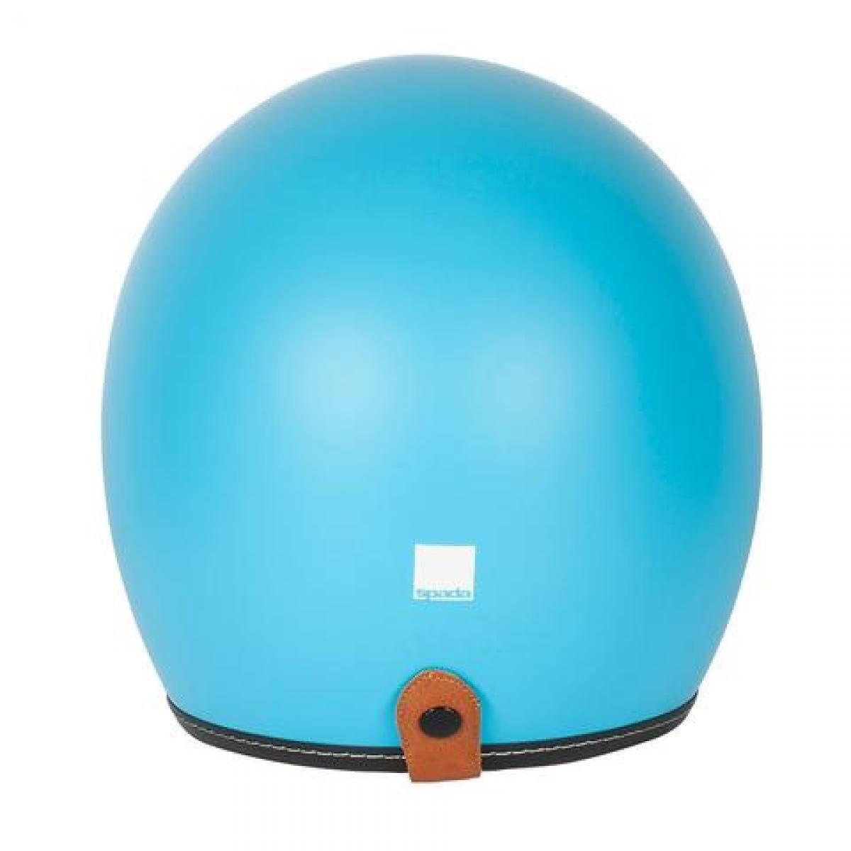 Spada-Raze-Ouvert-Casque-Bleu-Integre-Visiere miniature 6