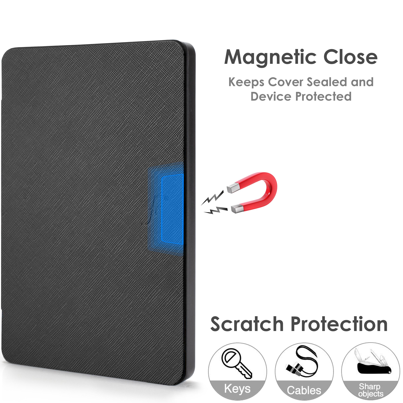 Kindle Paperwhite 2018 CaseSmart Protective Cover Case Slim