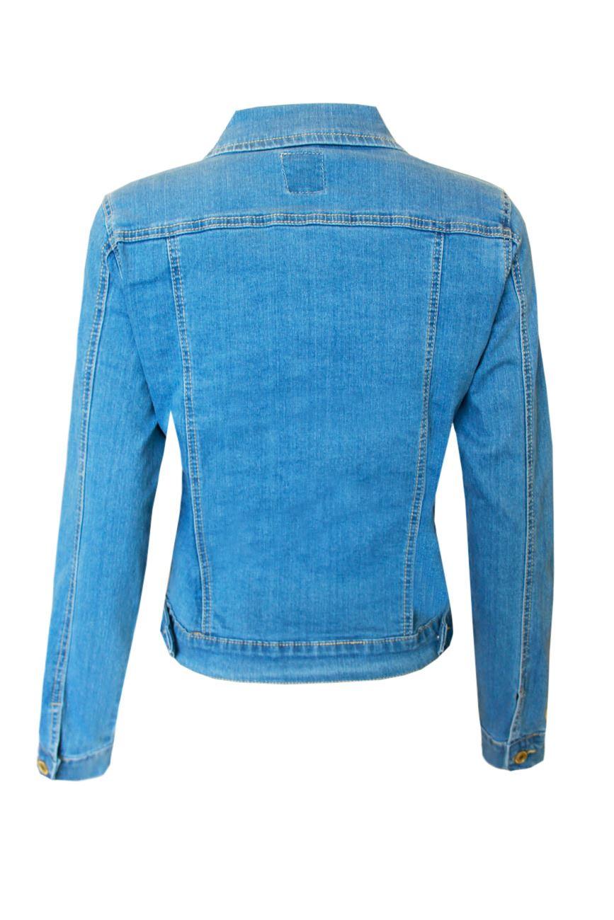Mujer-Vintage-Chaqueta-denim-retro-bolsillos-Jeans-Ropa-De-Abrigo-Abrigo