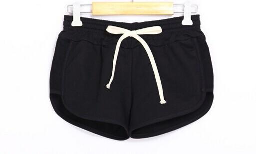 damen maedchen hotpants laufshorts fitnessstudio strand sport yoga shorts