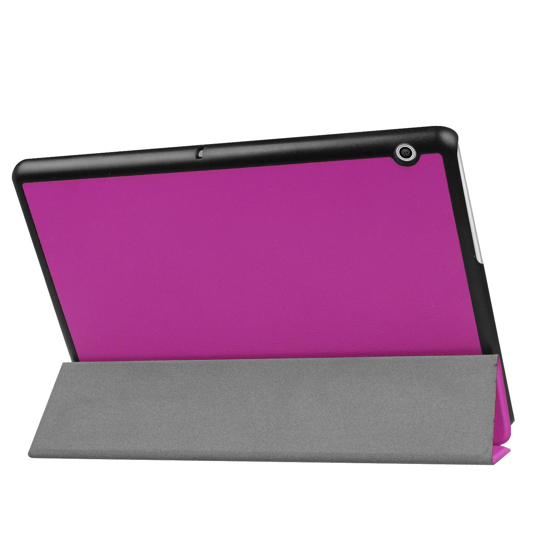 miniatura 40 - Funda-Para-Huawei-Tablet-Media-T3-10-9-6-Pulgadas-Cover-Smart-Estuche-Soporte