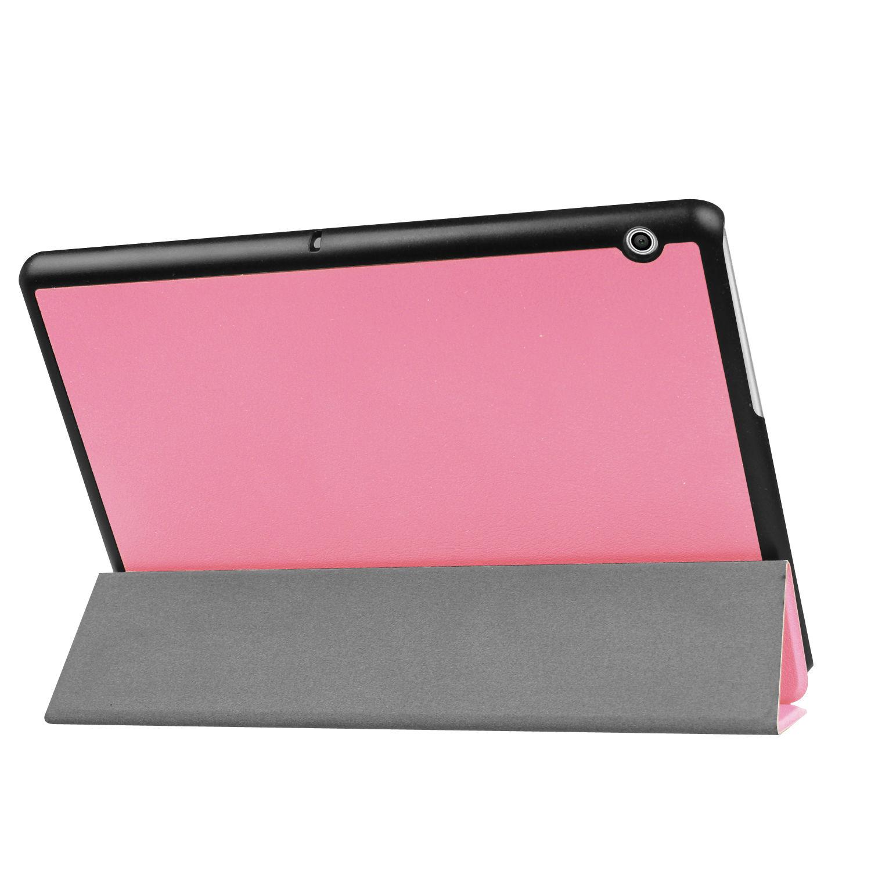 miniatura 56 - Funda-Para-Huawei-Tablet-Media-T3-10-9-6-Pulgadas-Cover-Smart-Estuche-Soporte
