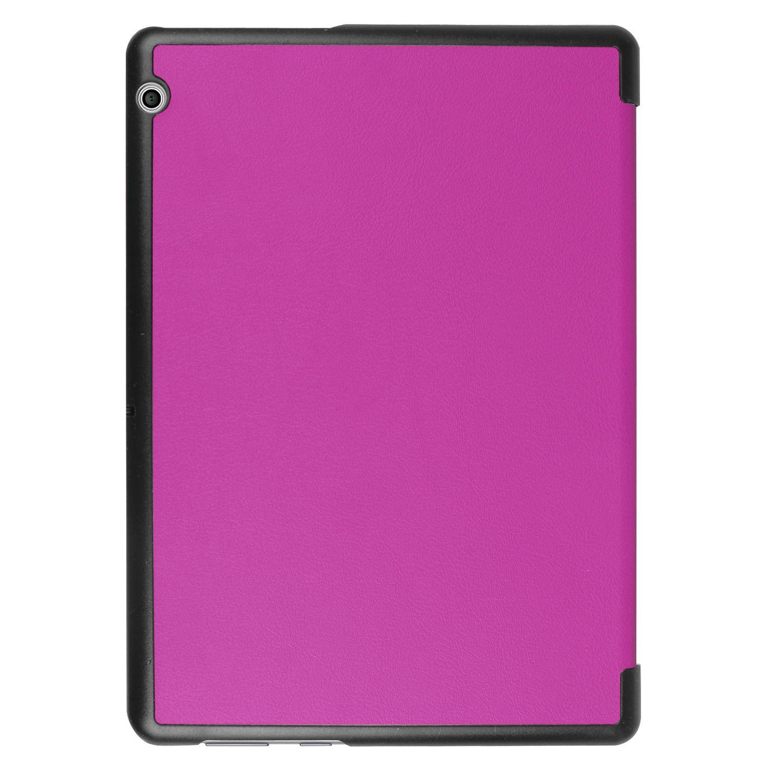 miniatura 39 - Funda-Para-Huawei-Tablet-Media-T3-10-9-6-Pulgadas-Cover-Smart-Estuche-Soporte