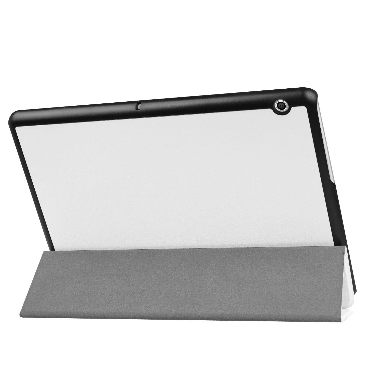 miniatura 52 - Funda-Para-Huawei-Tablet-Media-T3-10-9-6-Pulgadas-Cover-Smart-Estuche-Soporte