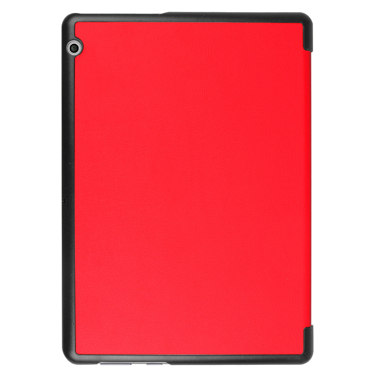 miniatura 27 - Funda-Para-Huawei-Tablet-Media-T3-10-9-6-Pulgadas-Cover-Smart-Estuche-Soporte