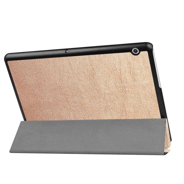 miniatura 60 - Funda-Para-Huawei-Tablet-Media-T3-10-9-6-Pulgadas-Cover-Smart-Estuche-Soporte
