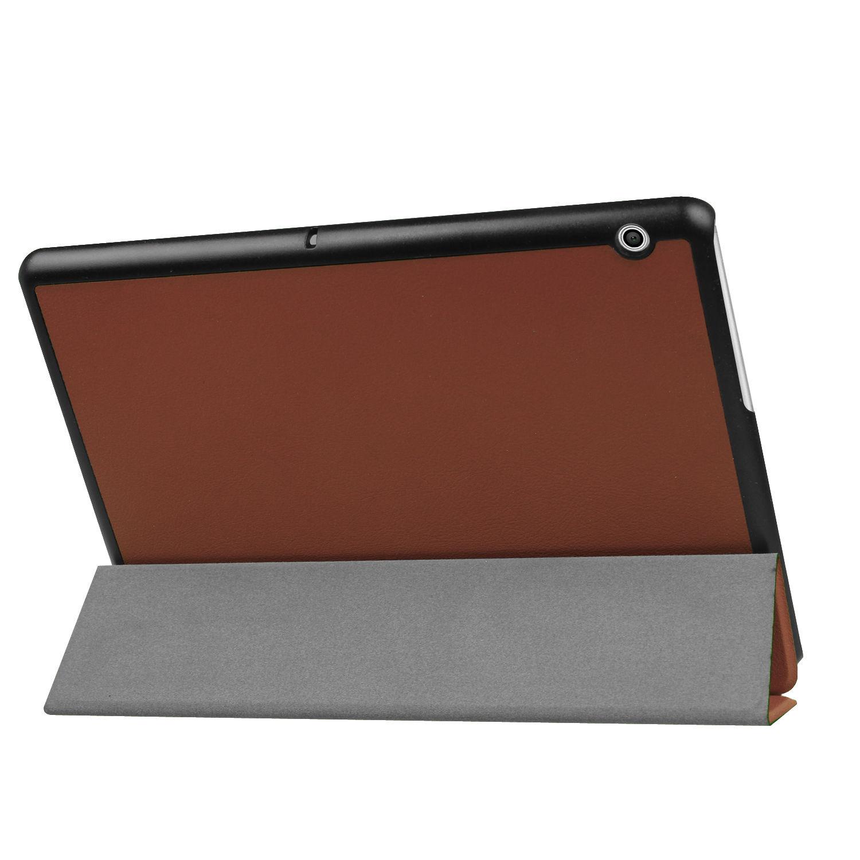 miniatura 48 - Funda-Para-Huawei-Tablet-Media-T3-10-9-6-Pulgadas-Cover-Smart-Estuche-Soporte