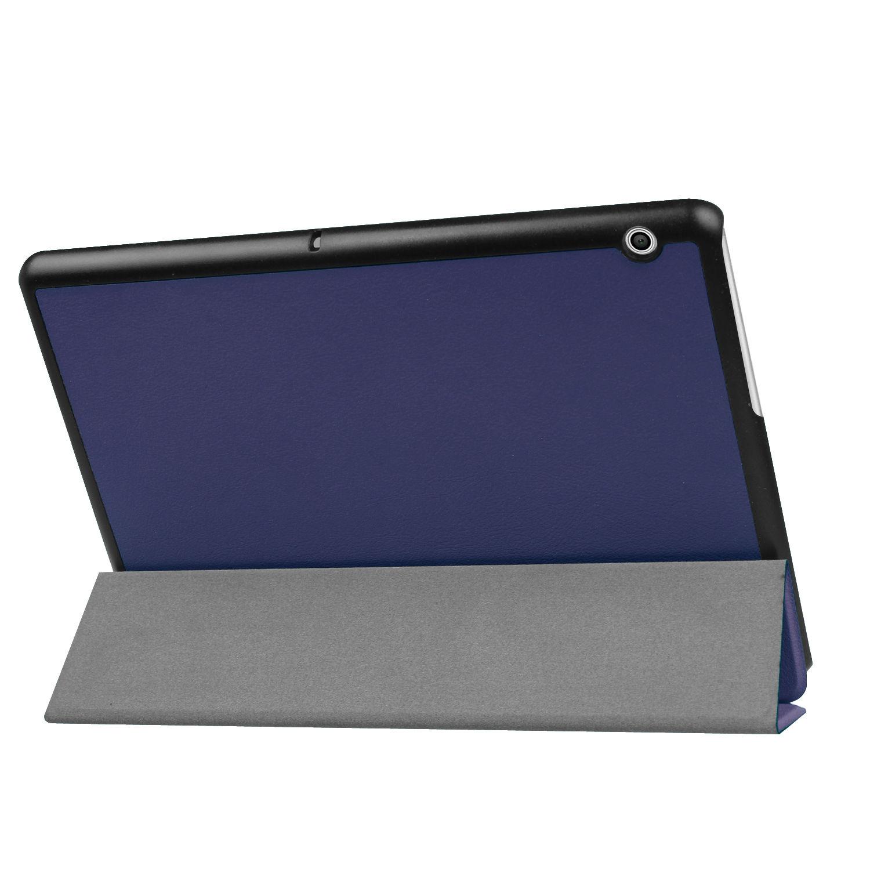 miniatura 36 - Funda-Para-Huawei-Tablet-Media-T3-10-9-6-Pulgadas-Cover-Smart-Estuche-Soporte