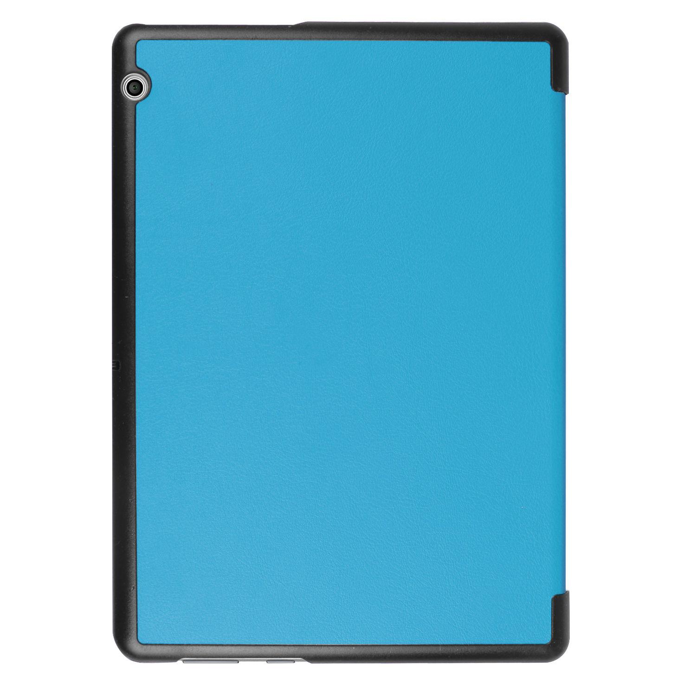 miniatura 30 - Funda-Para-Huawei-Tablet-Media-T3-10-9-6-Pulgadas-Cover-Smart-Estuche-Soporte