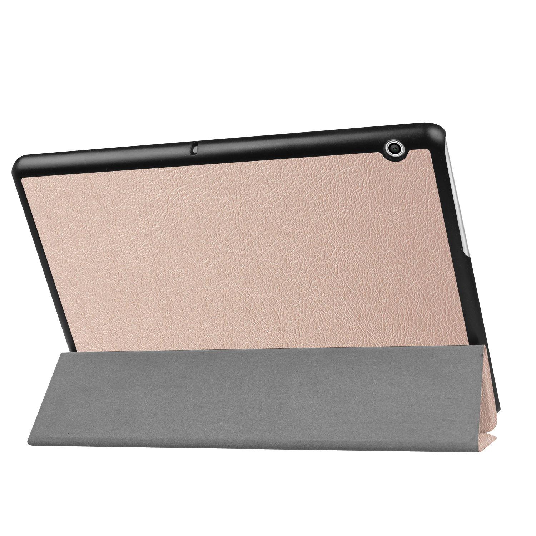miniatura 64 - Funda-Para-Huawei-Tablet-Media-T3-10-9-6-Pulgadas-Cover-Smart-Estuche-Soporte