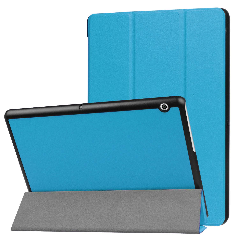 miniatura 32 - Funda-Para-Huawei-Tablet-Media-T3-10-9-6-Pulgadas-Cover-Smart-Estuche-Soporte