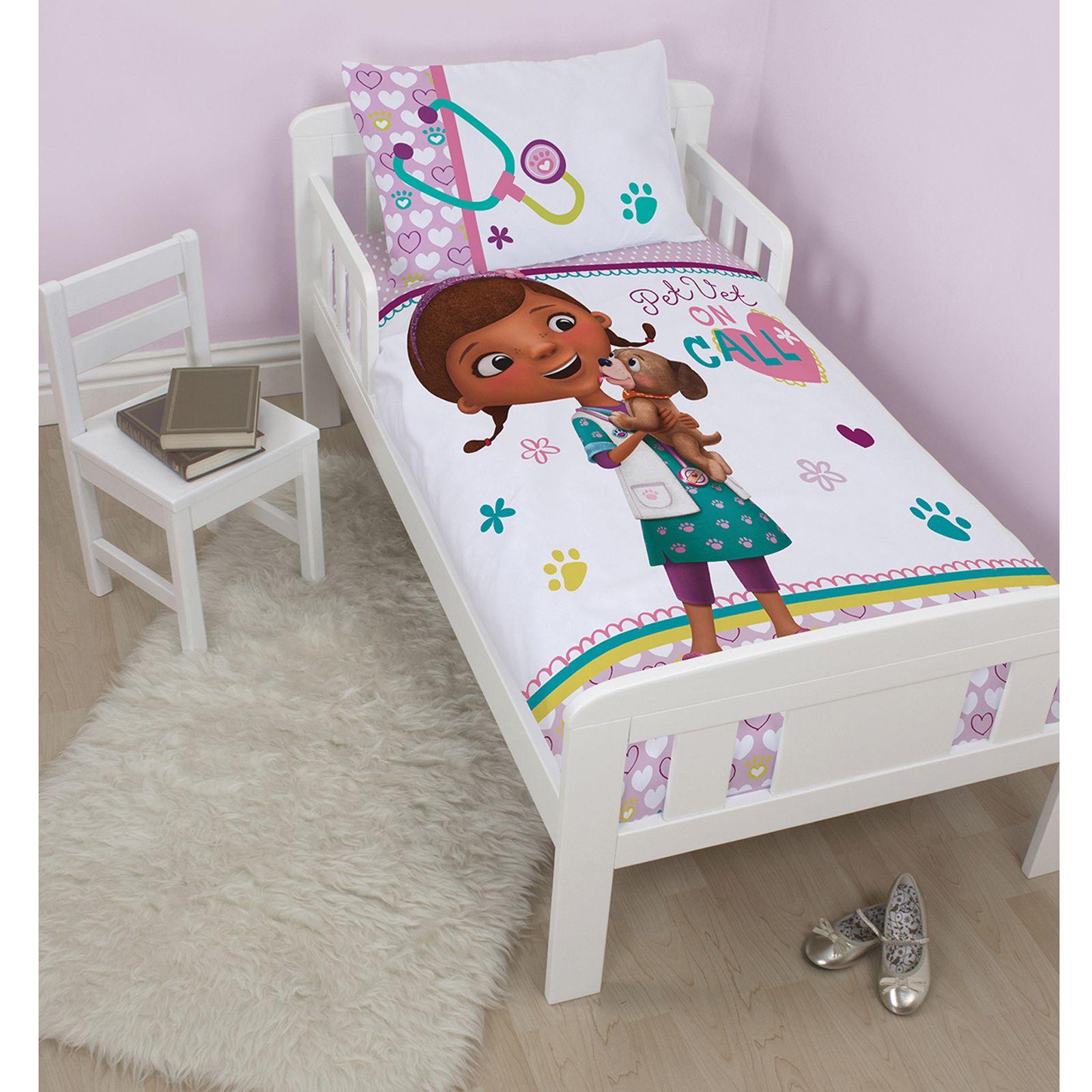 Frozen Junior Bed Duvet Cover