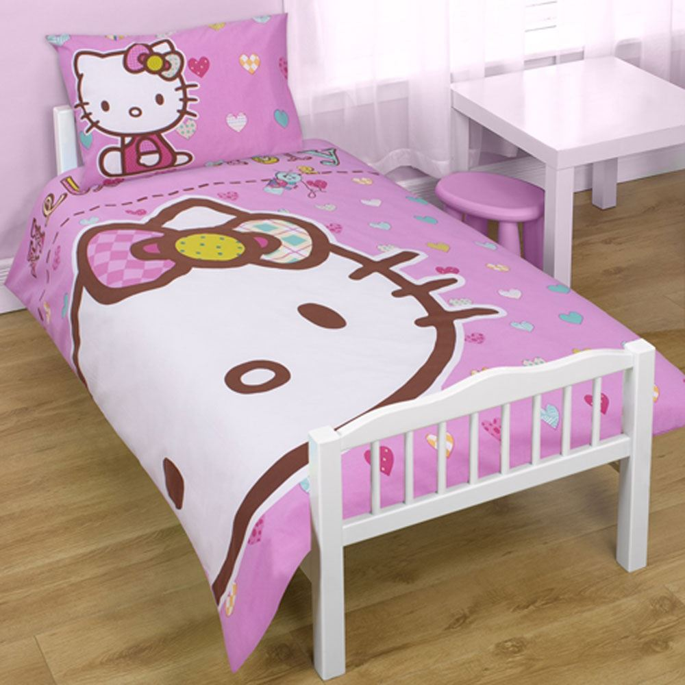 peppa pig kirmes junior kinderbett bettbezug neu. Black Bedroom Furniture Sets. Home Design Ideas