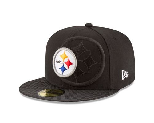 PITTSBURGH-STEELERS-2016-NFL-linea-laterale-New-Era-59Fifty