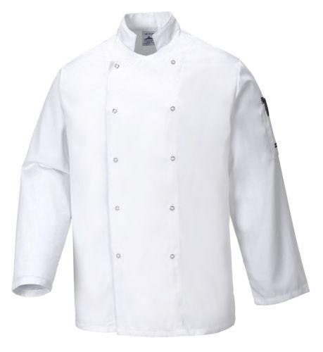 Veste chef boulanger v tements cuisinier gastronomie for Cuisinier 71