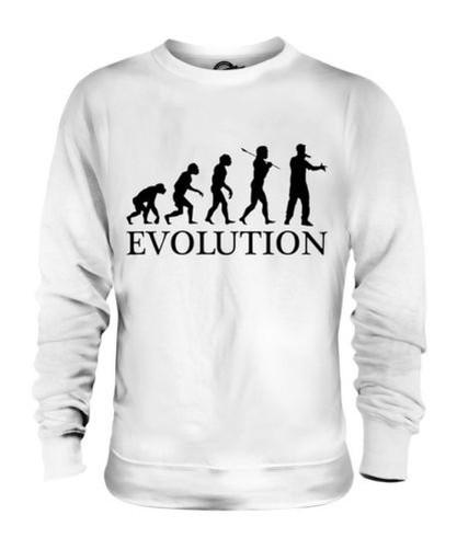 brand new fd9f2 b889d Dettagli su Rapper Evoluzione Umana Unisex Maglione Uomo Donna Idea Regalo  Hip Hop Vestiti