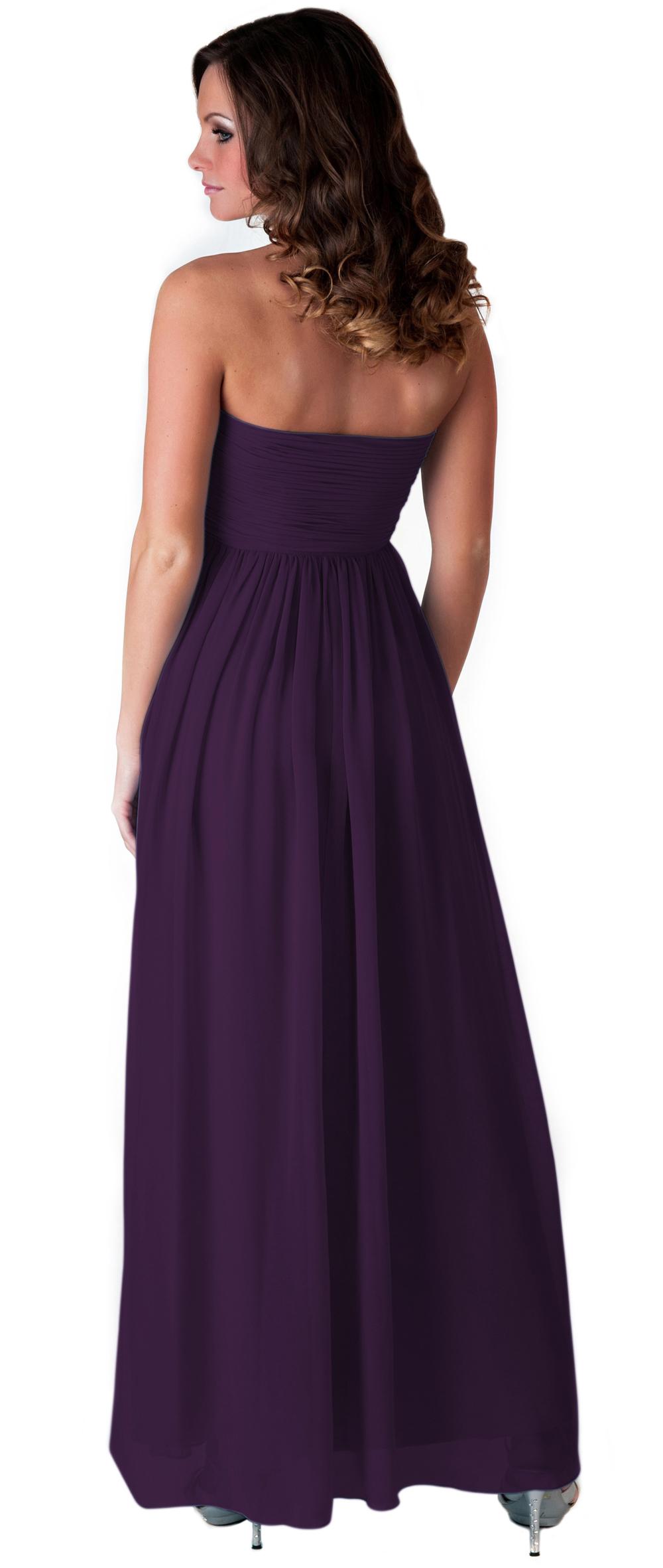 Vestido-Formal-Largo-Noche-Vestido-Dama-De-Honor-Boda-Fiesta-Celebracion-0-18