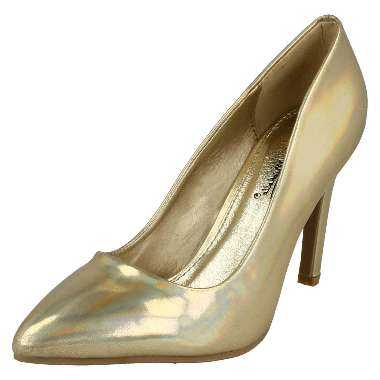 Femmes Métallique Ebay Cour Michelle 'chaussures' Anne O1Erq1