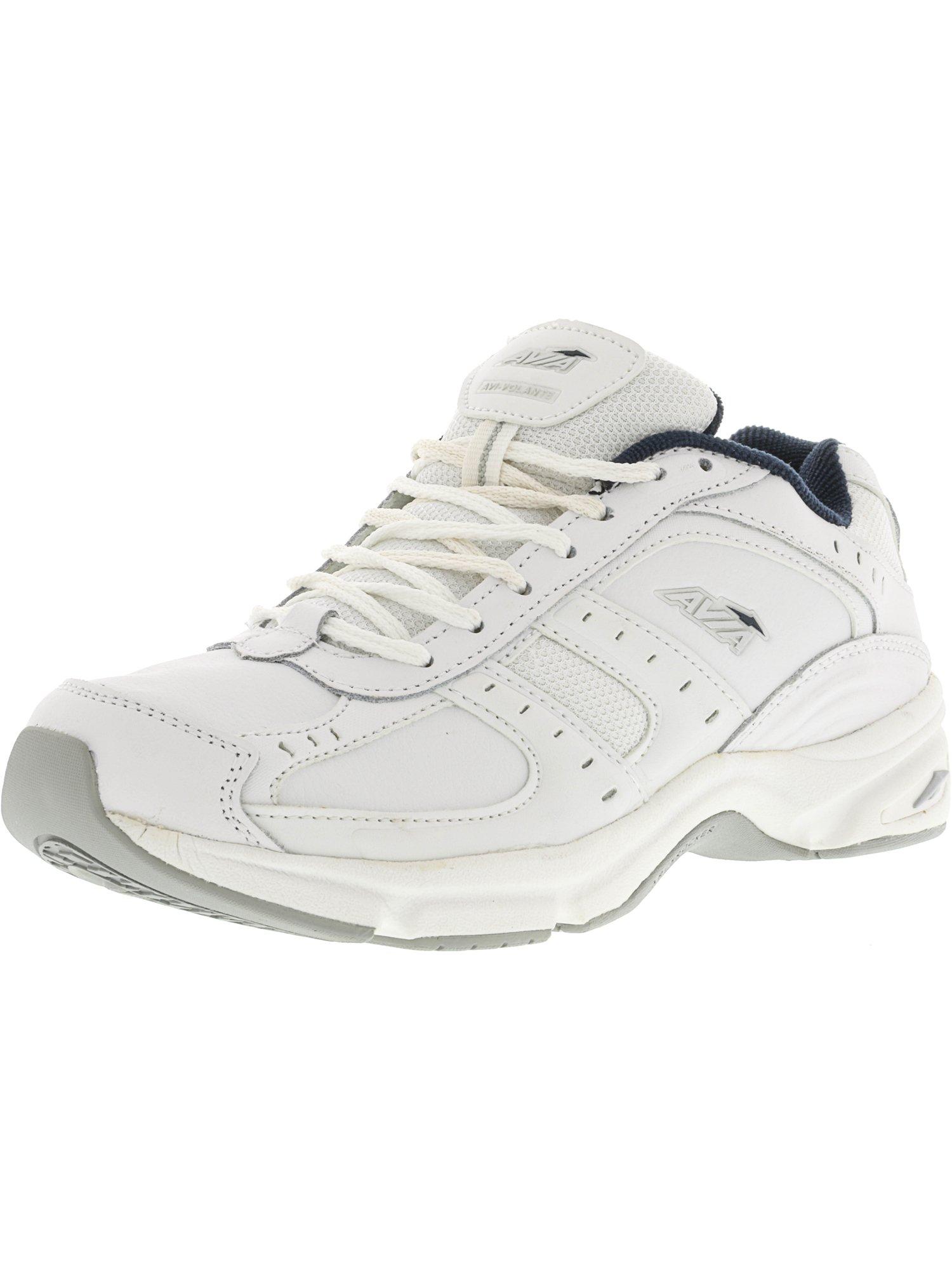 AVIA-Hombre-avi-volante-Tobillo-Alto-Cuero-Cross-Trainer-Zapato