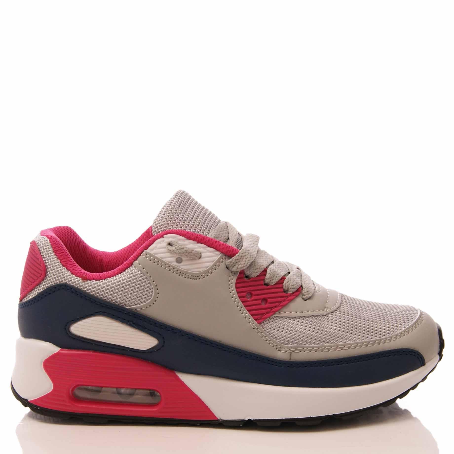 Femme Chaussures De Sport Salle De Fitness Chaussures De Course Mode Taille Jogging - Tout S2 Noir, Royaume-uni 7 / Eu 40 / Us 9/8 Aus