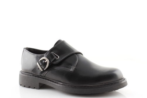 Men/Women Men's shoes with a buckle monk classic strap elegant leather black classic monk italian Great variety Wholesale trade General product VW856 d8478d