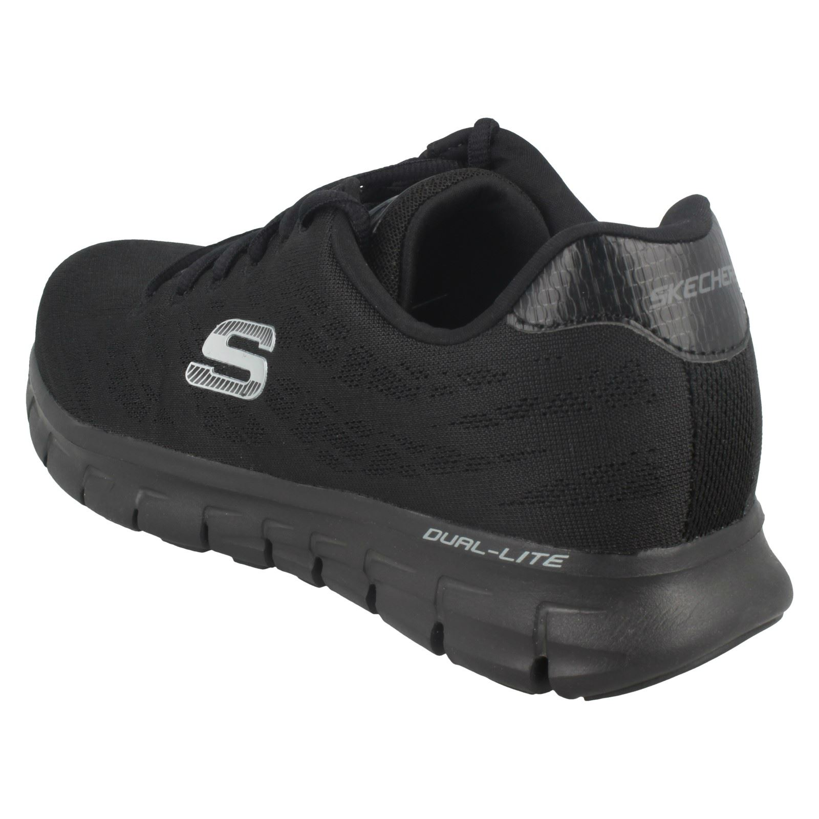 Mens-Skechers-Casual-Trainer-Synergy-Fine-Tune thumbnail 6