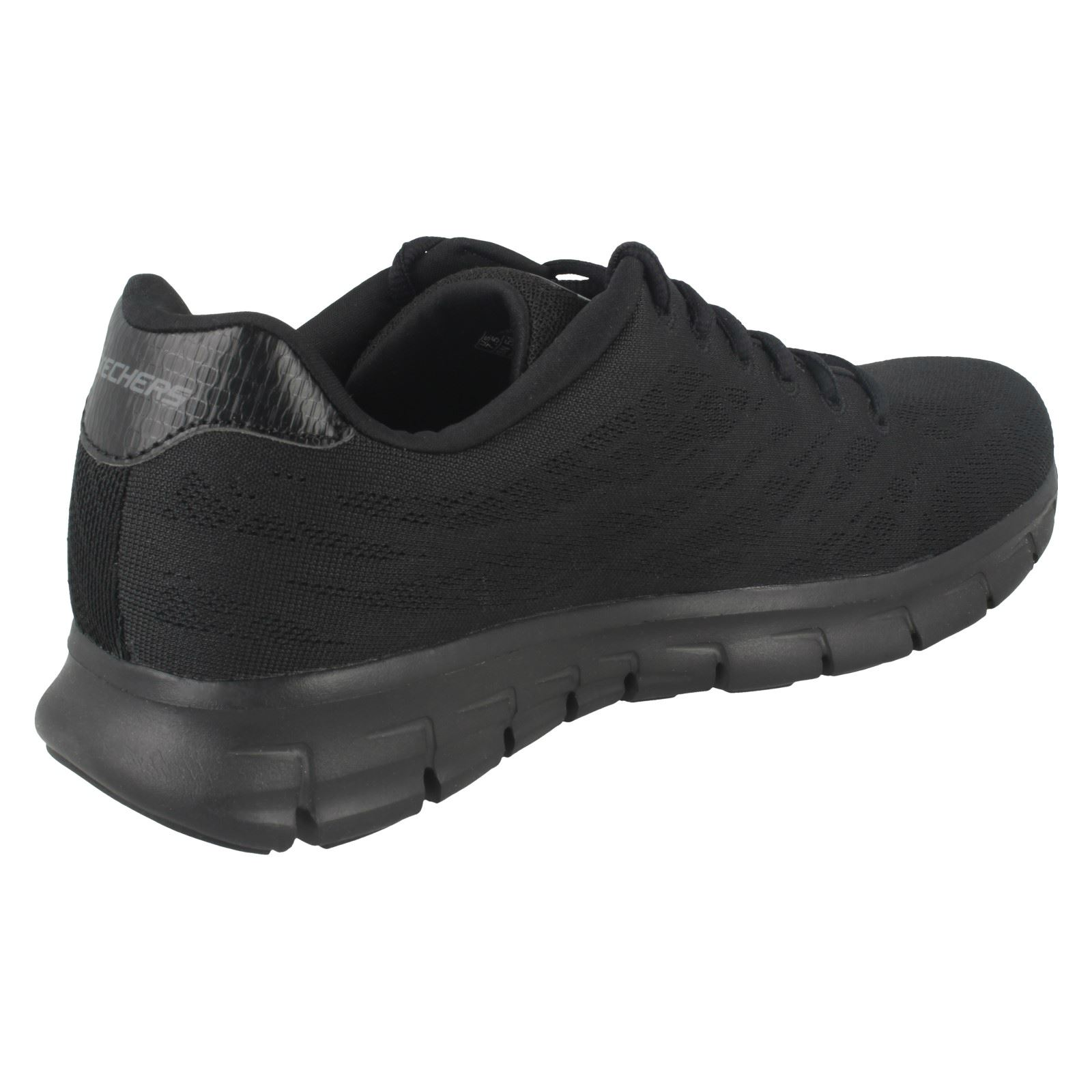 Mens-Skechers-Casual-Trainer-Synergy-Fine-Tune thumbnail 3