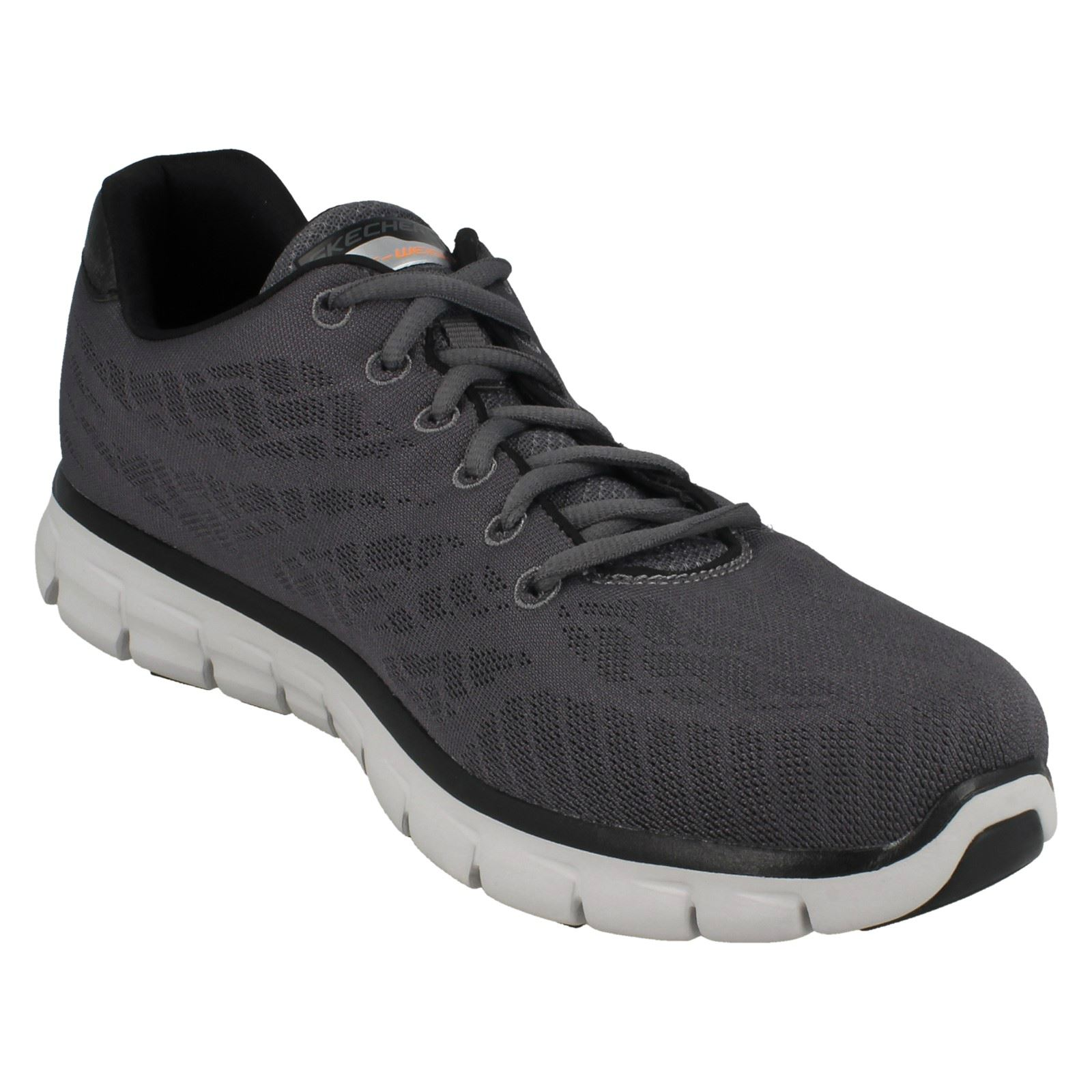 Mens-Skechers-Casual-Trainer-Synergy-Fine-Tune thumbnail 18
