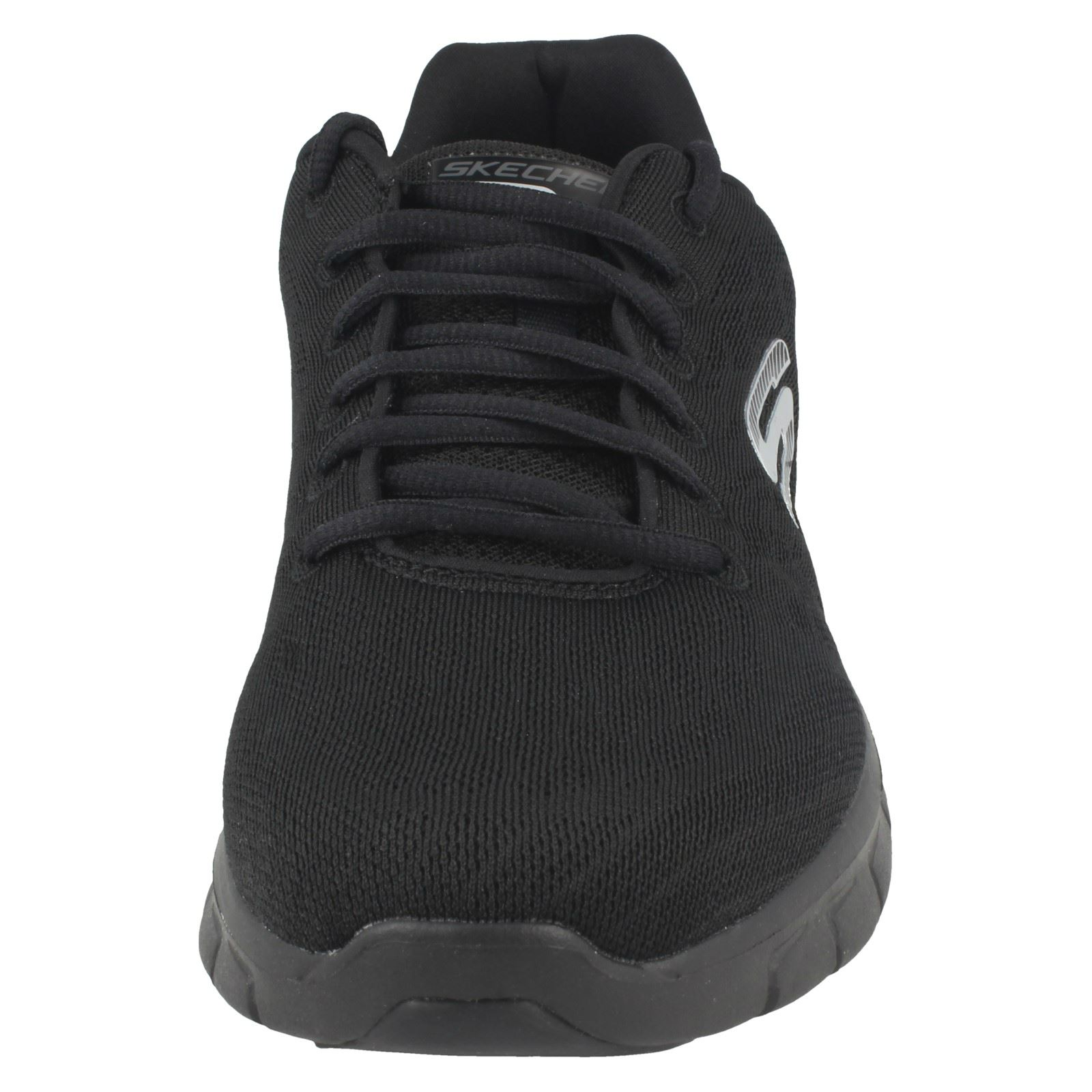 Mens-Skechers-Casual-Trainer-Synergy-Fine-Tune thumbnail 8