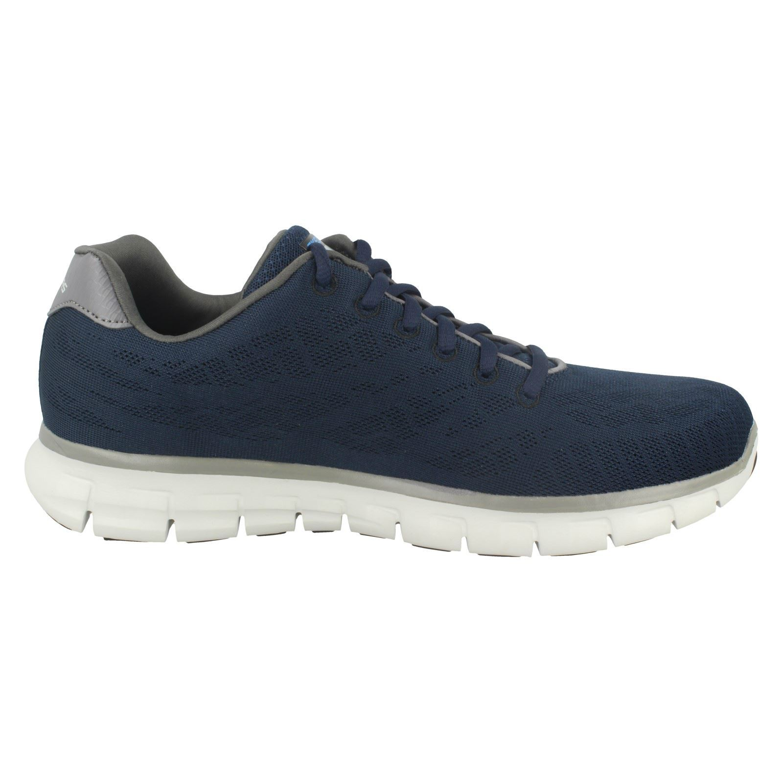 Mens-Skechers-Casual-Trainer-Synergy-Fine-Tune thumbnail 24